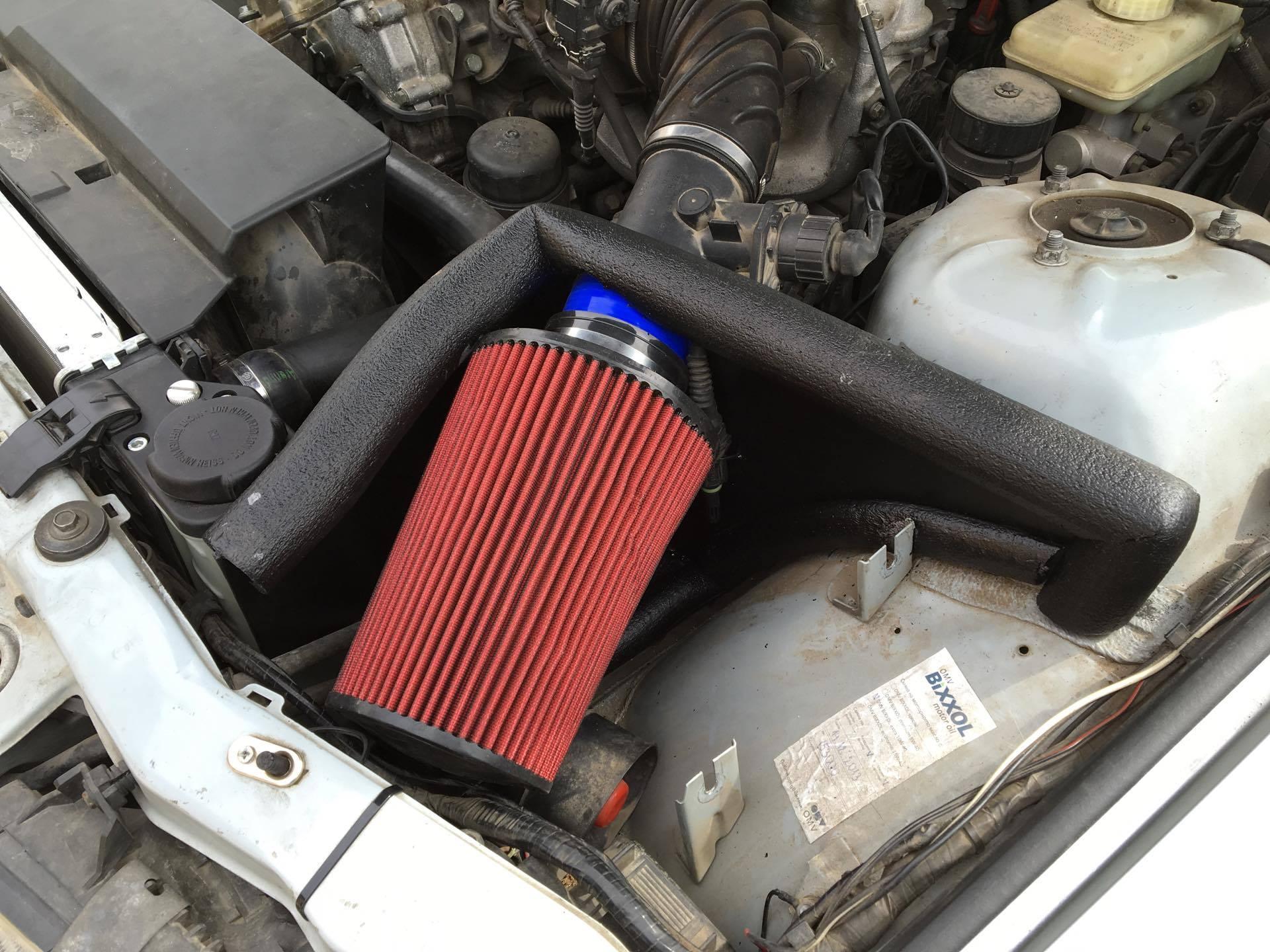DIY Cold Air Intake