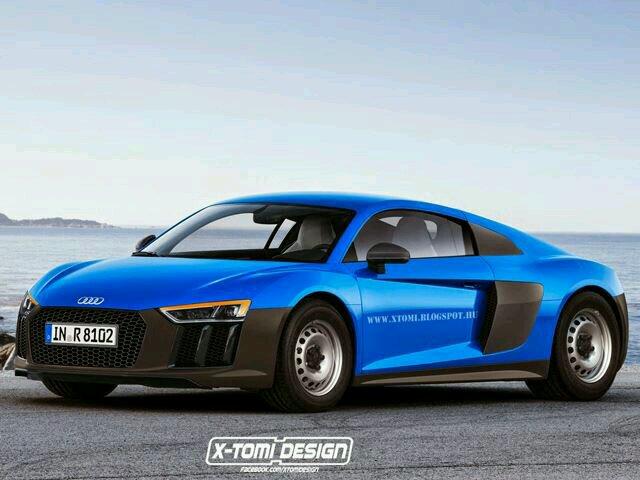 Audi R Base Model - Audi base model