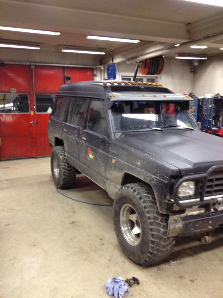 1988 nissan patrol 3 3td super roof - Garage nissan 94 creteil ...