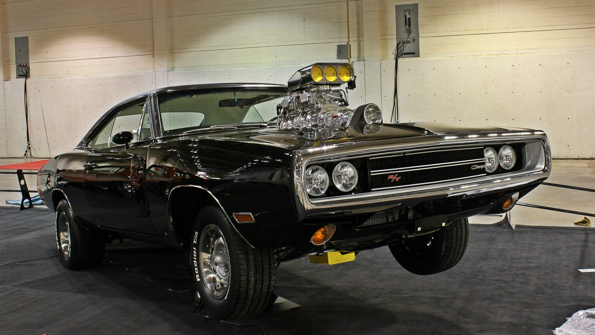 Fast and Furious Dodge Charger #musclemonday