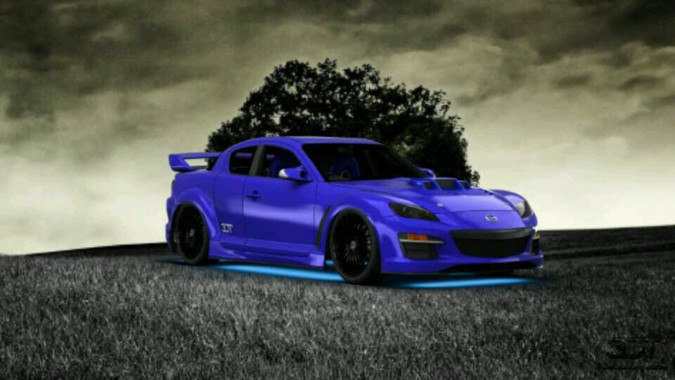 my mazda rx8 3d tuning. Black Bedroom Furniture Sets. Home Design Ideas