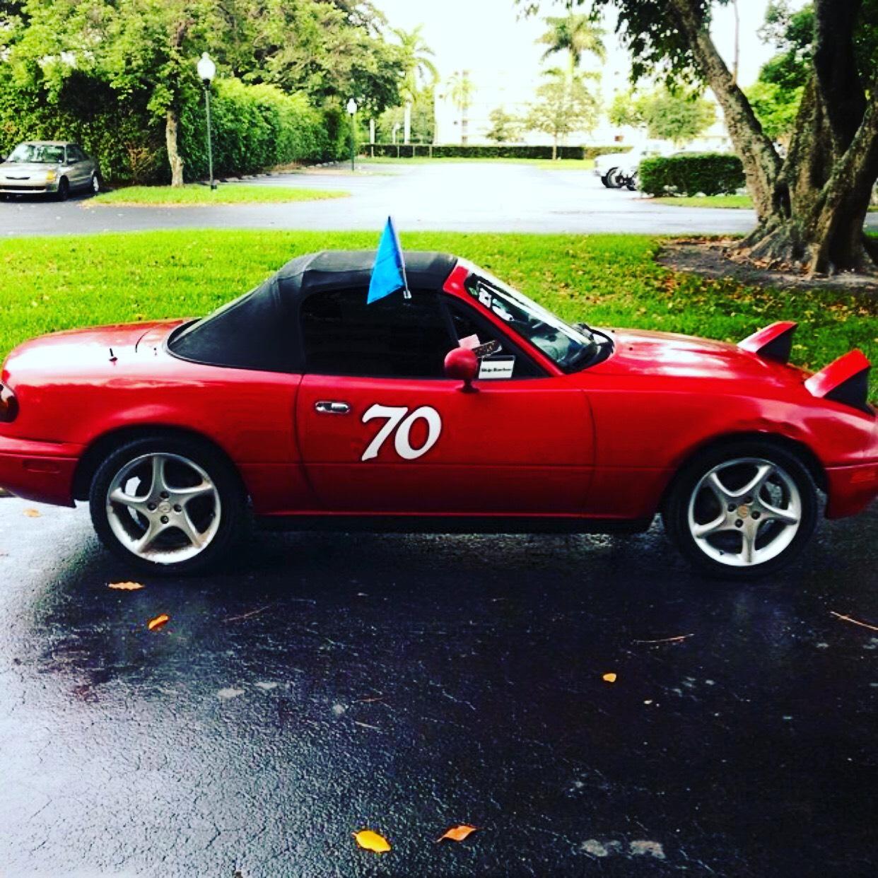 My 97 Miata