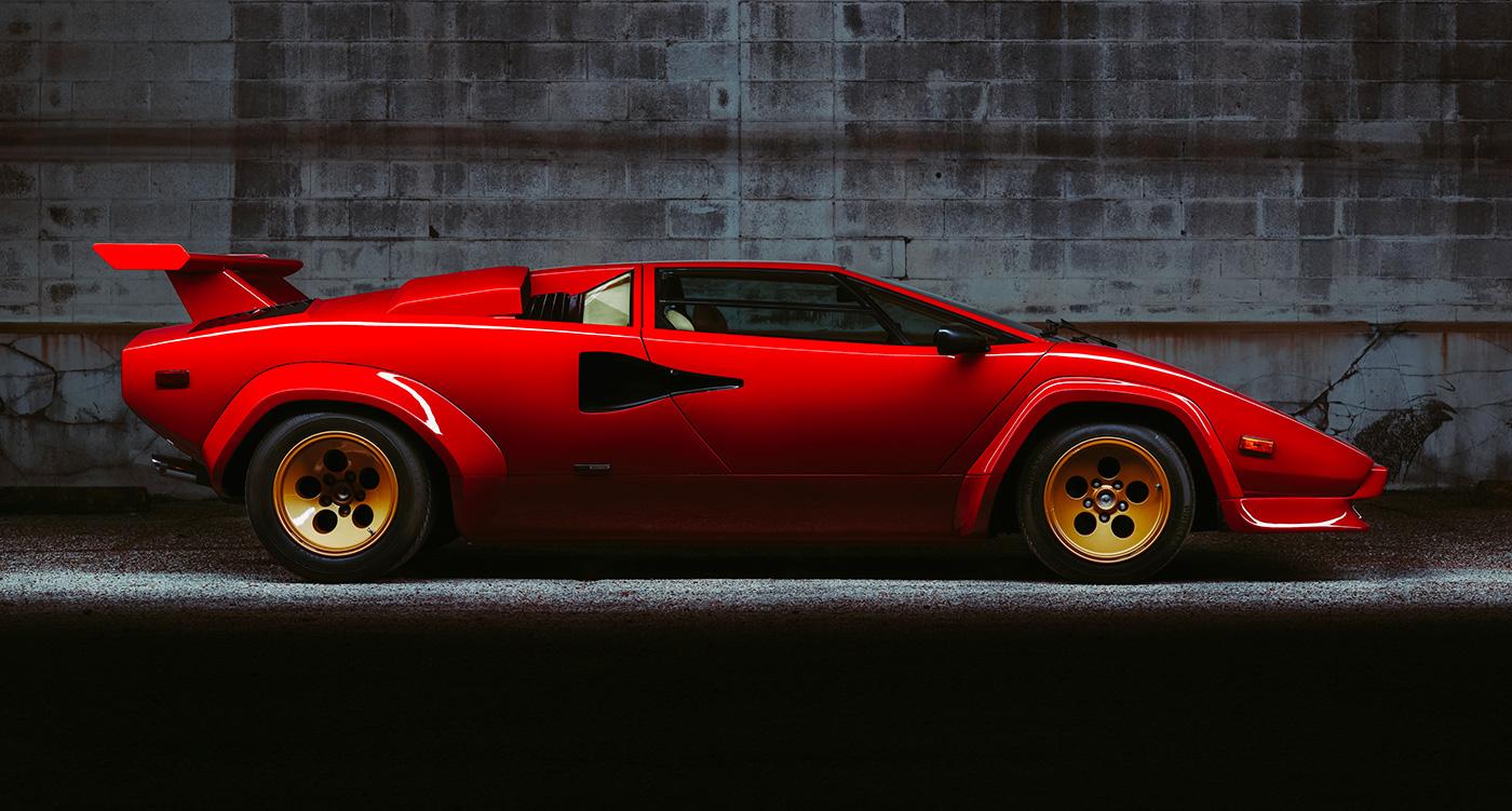 Lamborghini Countach For Le Desktop O