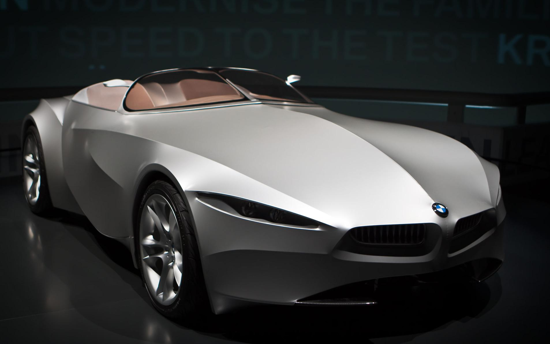 Some BMW concept cars that would have been nice to see on the ...
