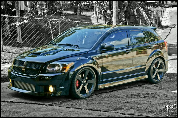 The Forgotten Cars. The Dodge Caliber SRT-4. #theforgottencars