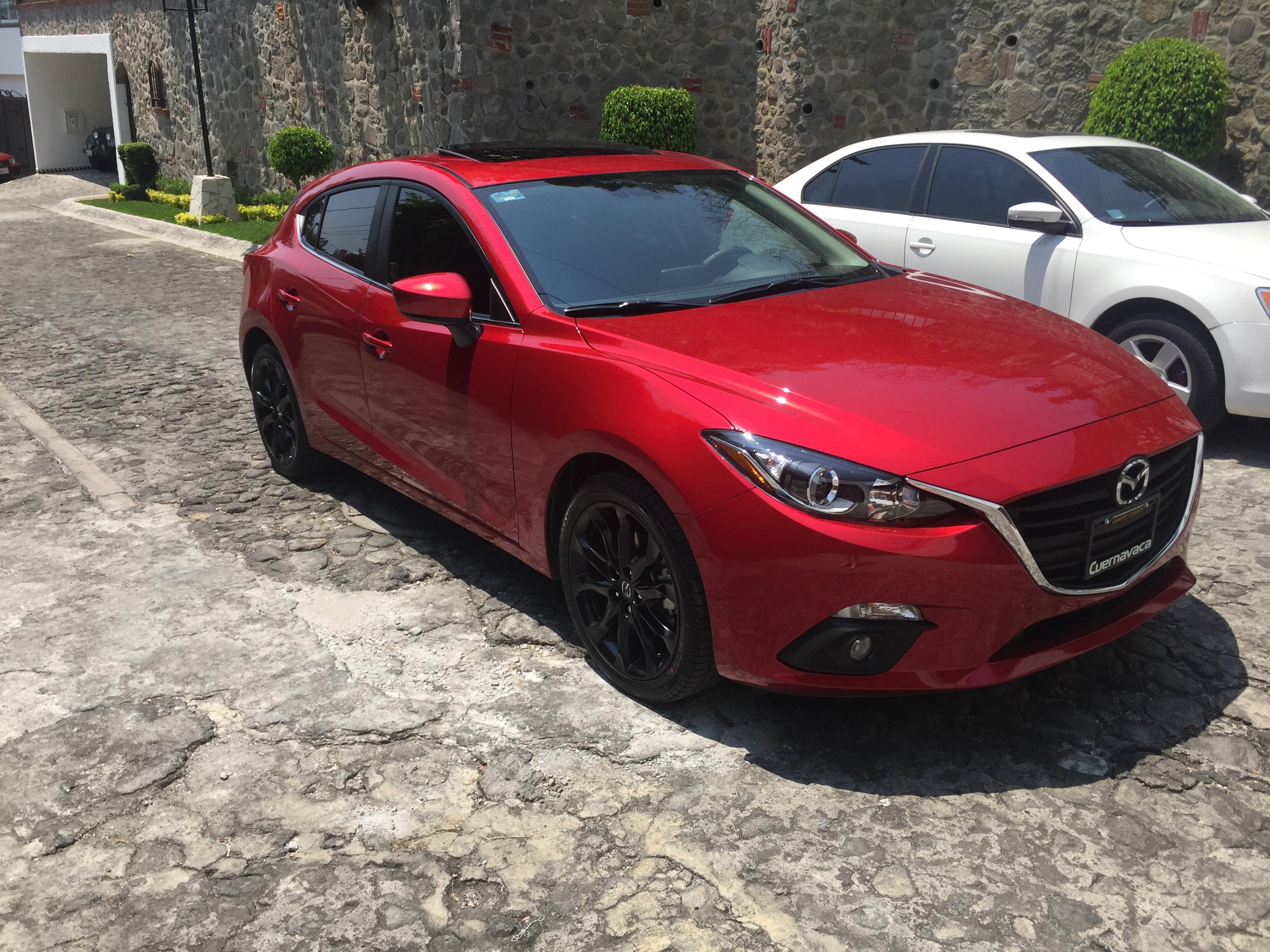 Mazda 3 Forum >> My Mazda 3 S 2016