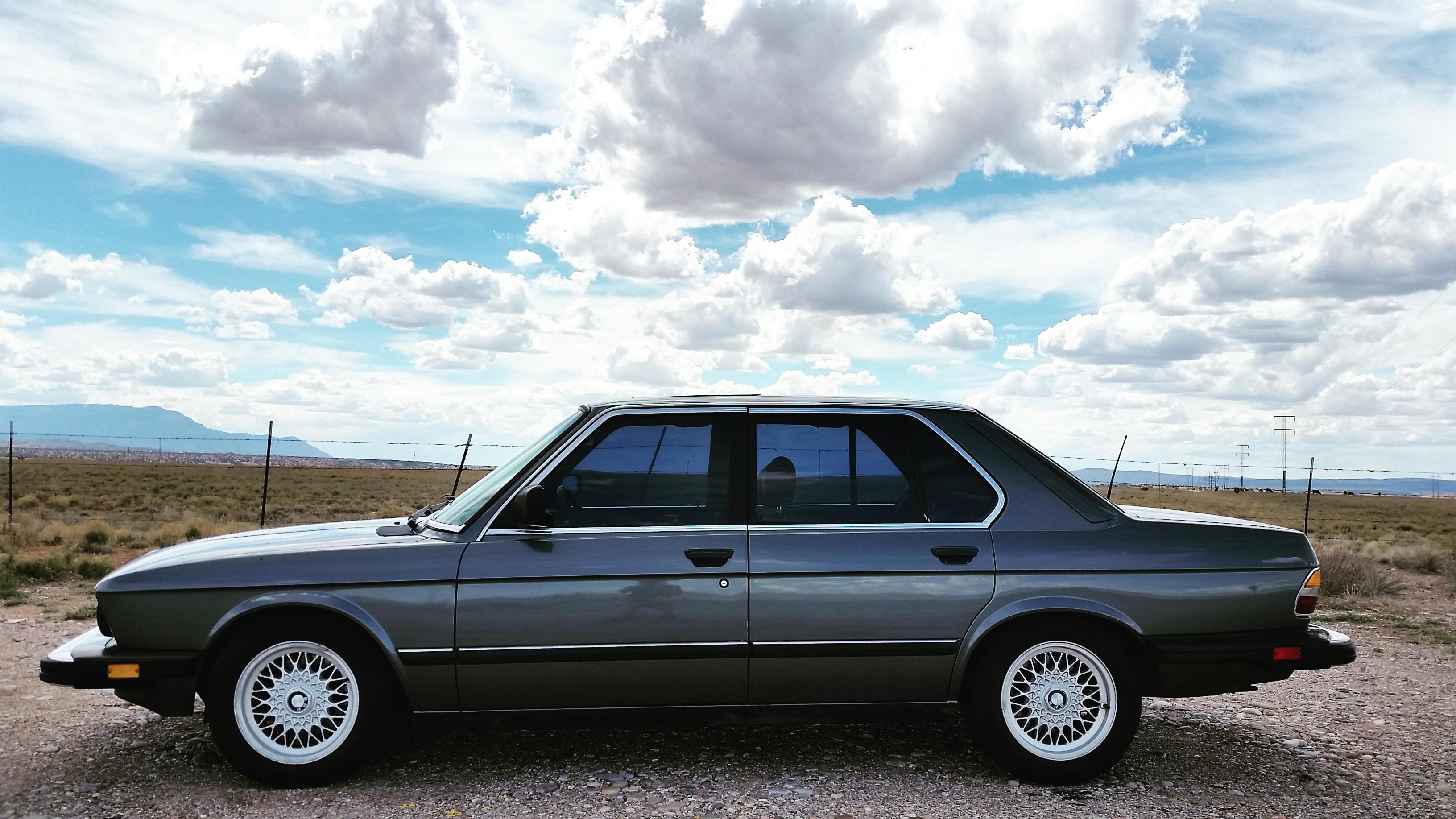 1987 Bmw 535i