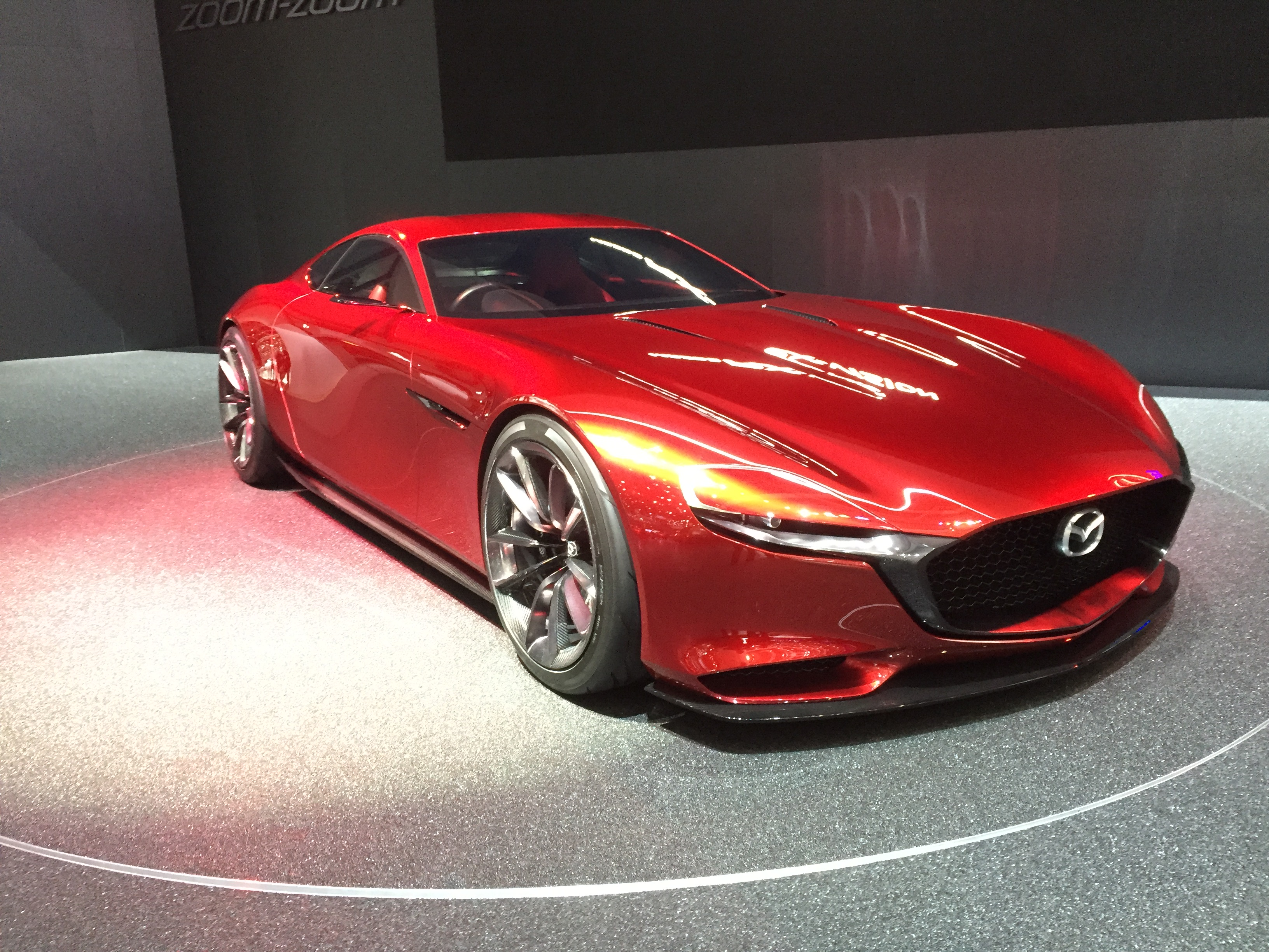New Mazda RX Vision Concept the future RX9