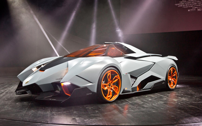 High Quality Lamborghini   The Lamborghini Egoista Is A Concept Car Unveiled By  Lamborghini For The Companyu0027s 50th