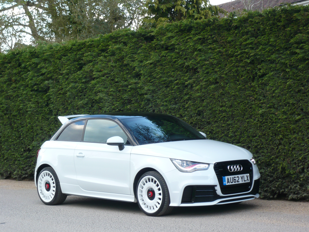 now s your chance to own an uber rare audi a1 quattro. Black Bedroom Furniture Sets. Home Design Ideas