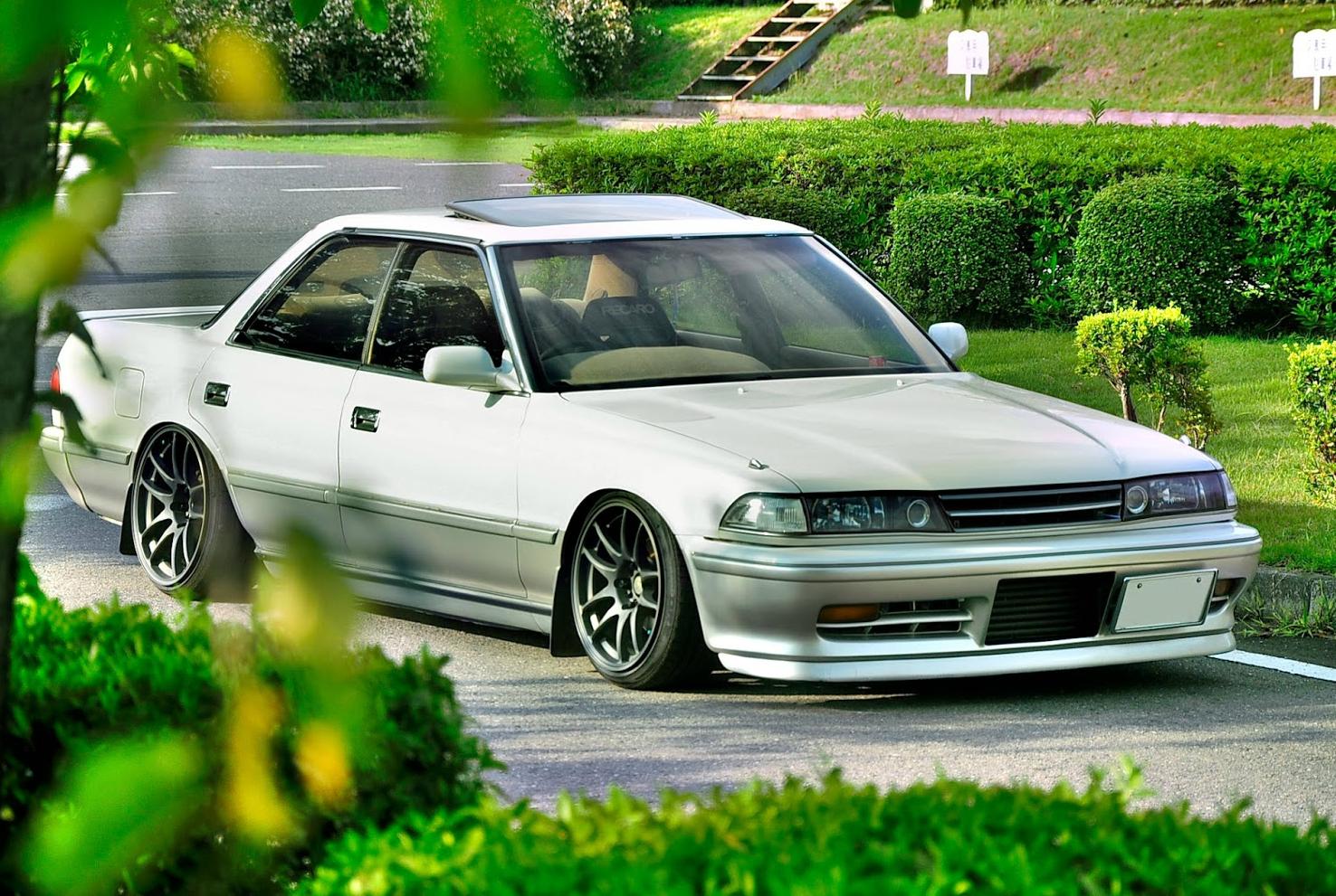 Toyota Mark 2. 90.