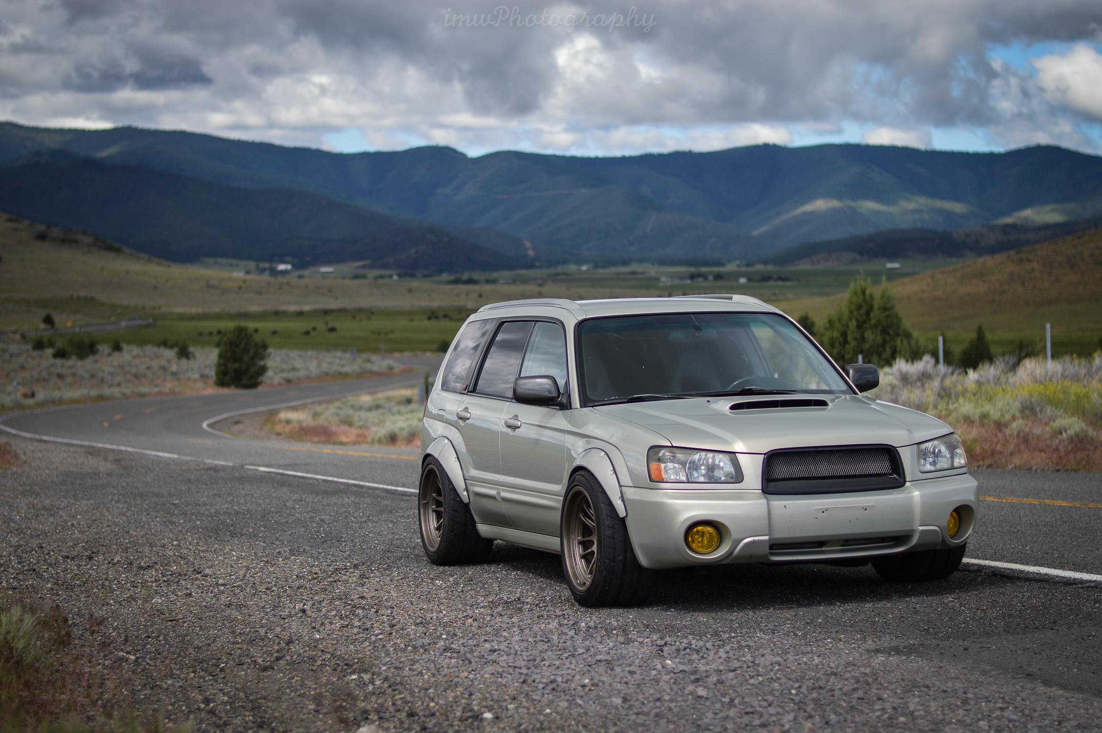 2005 Subaru Forester XTI