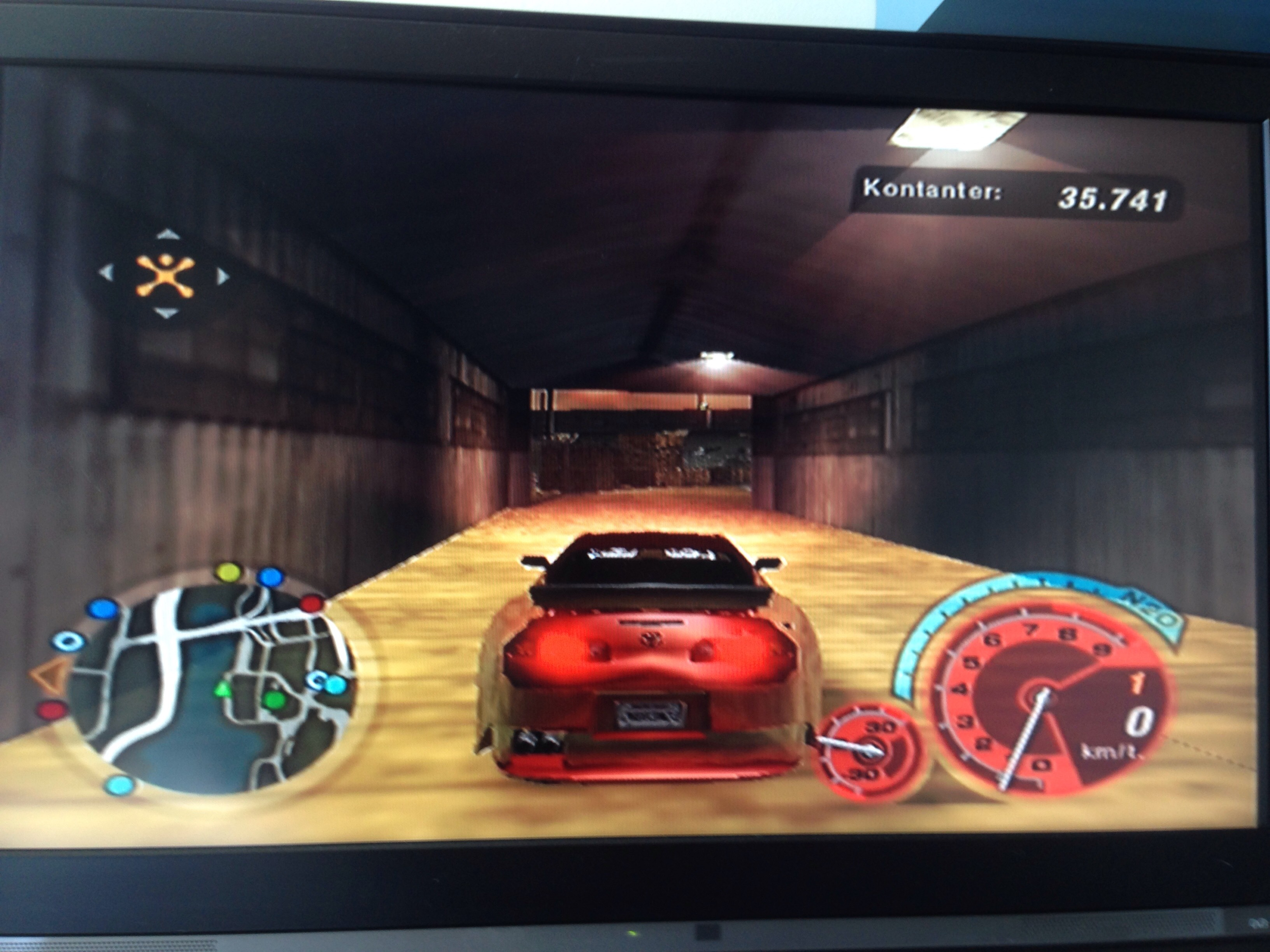 Playing Need For Speed Underground 2 On The Ps2 Classic
