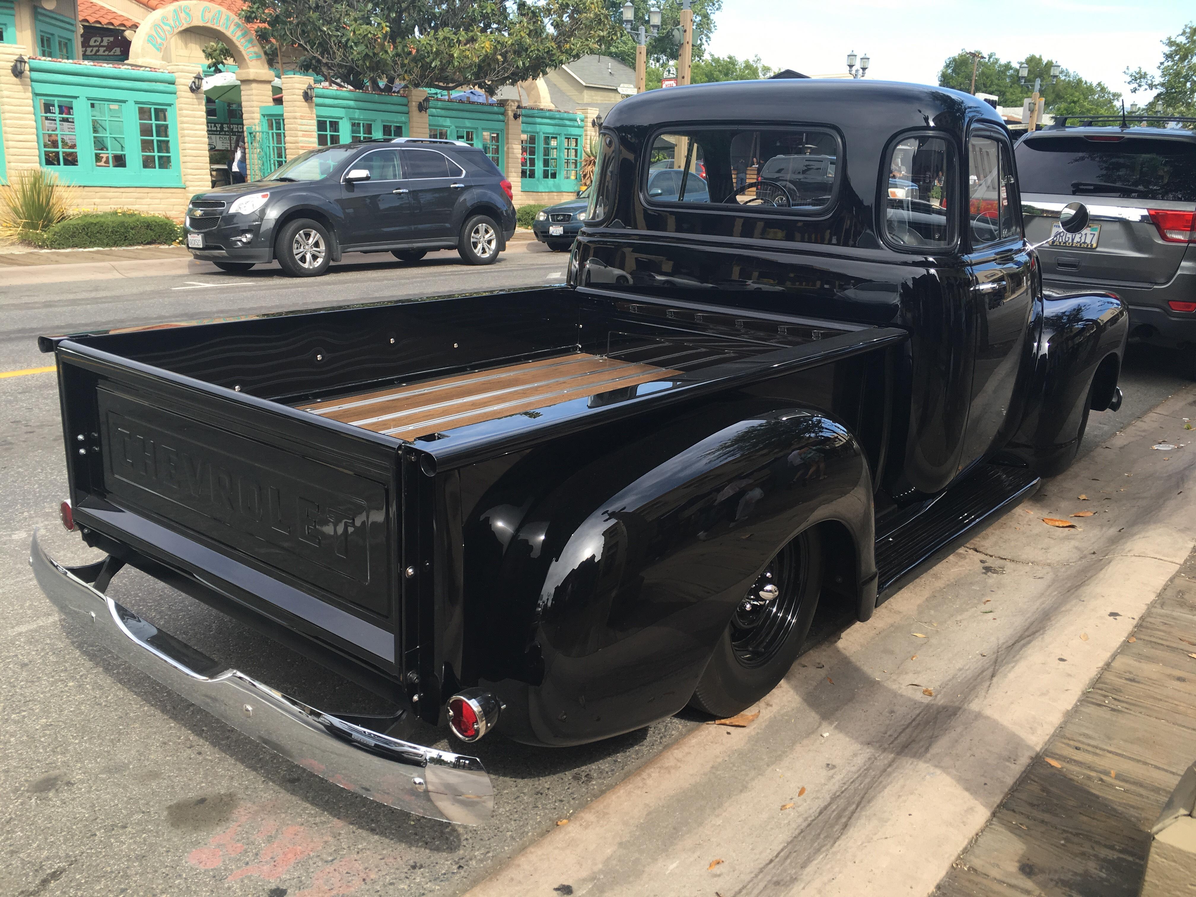 Custom Built Chevy