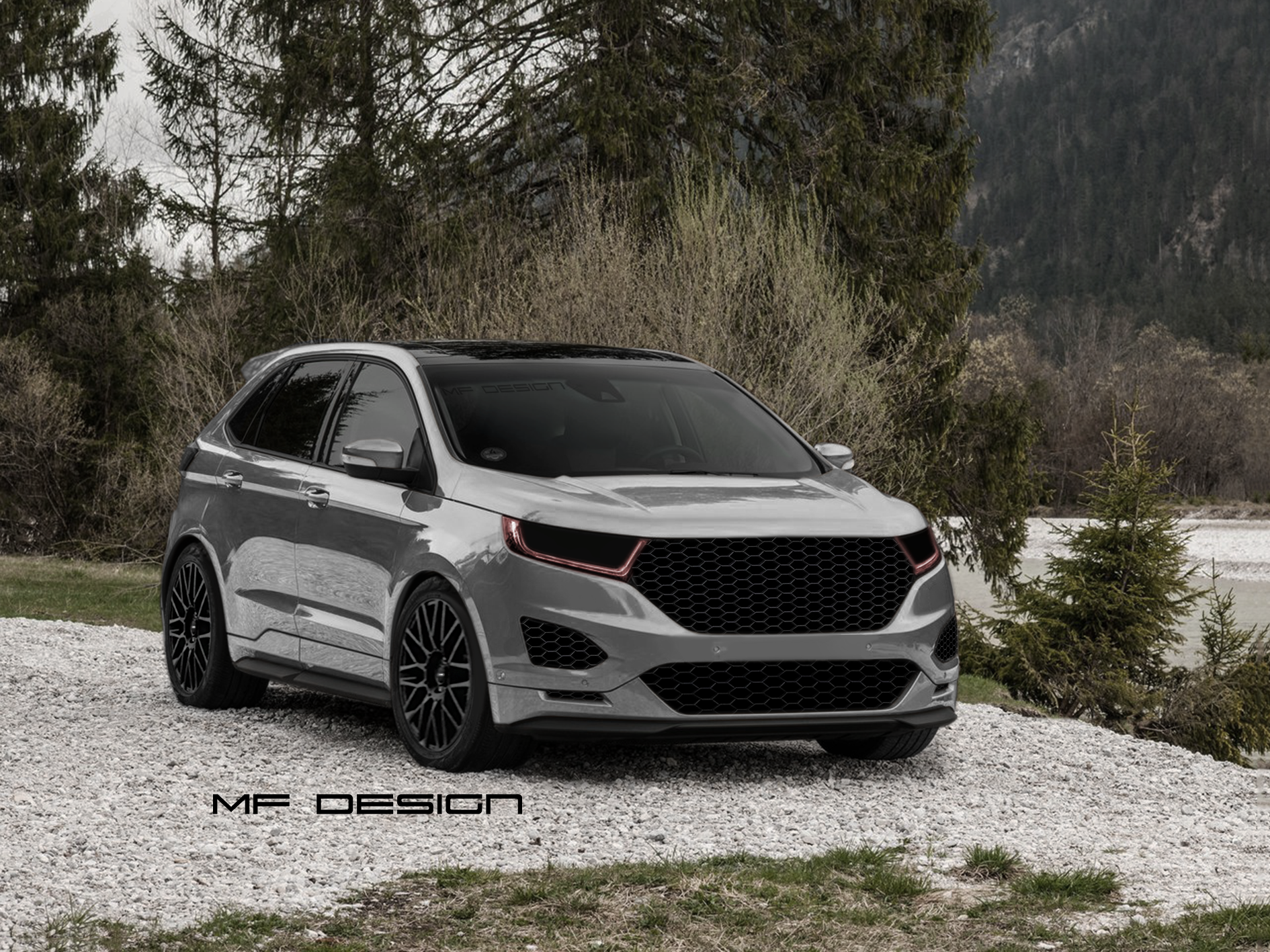 Mf Design Juggernaut Ford Edge
