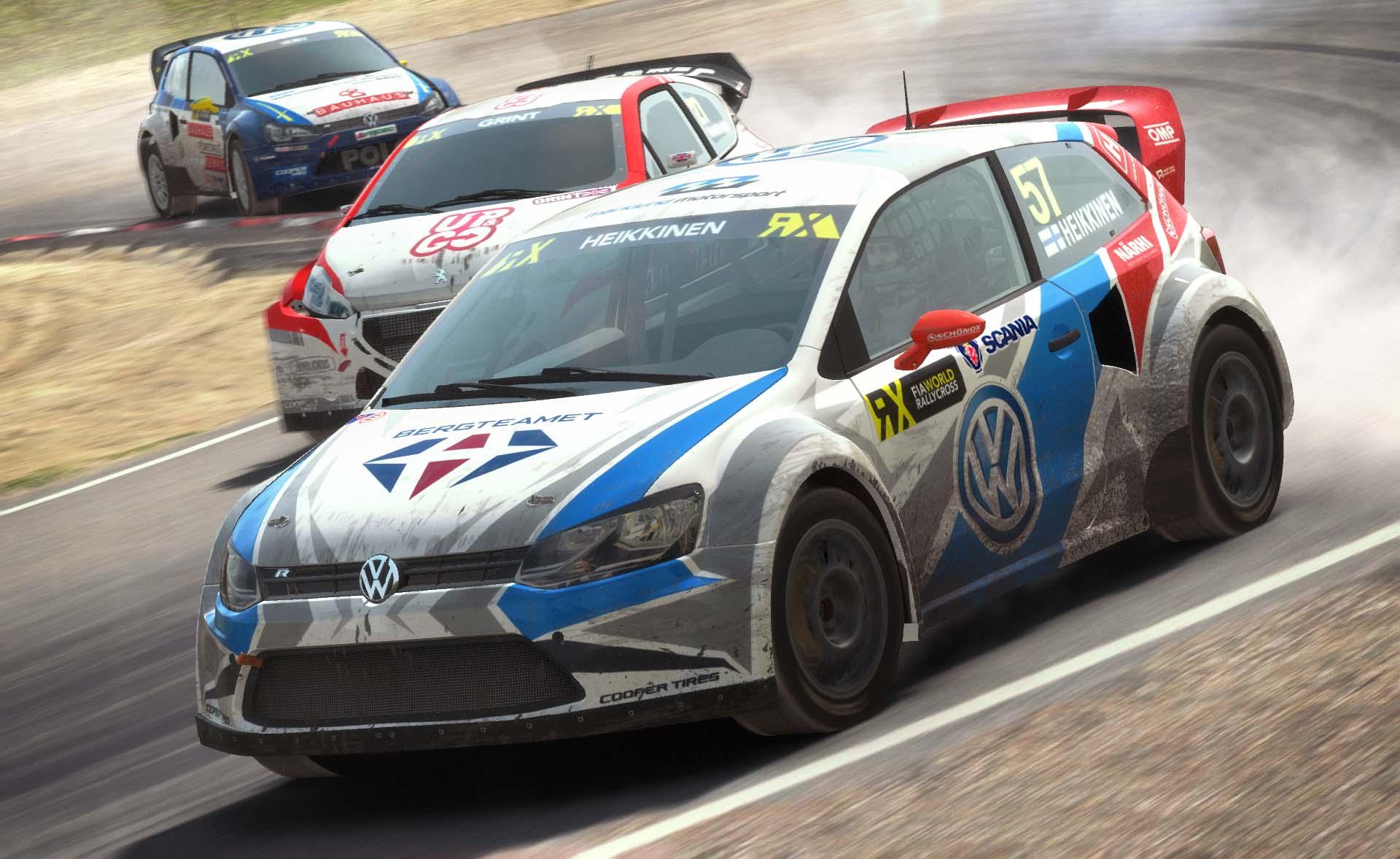 DiRT Rally Rallycross Racing Guide!