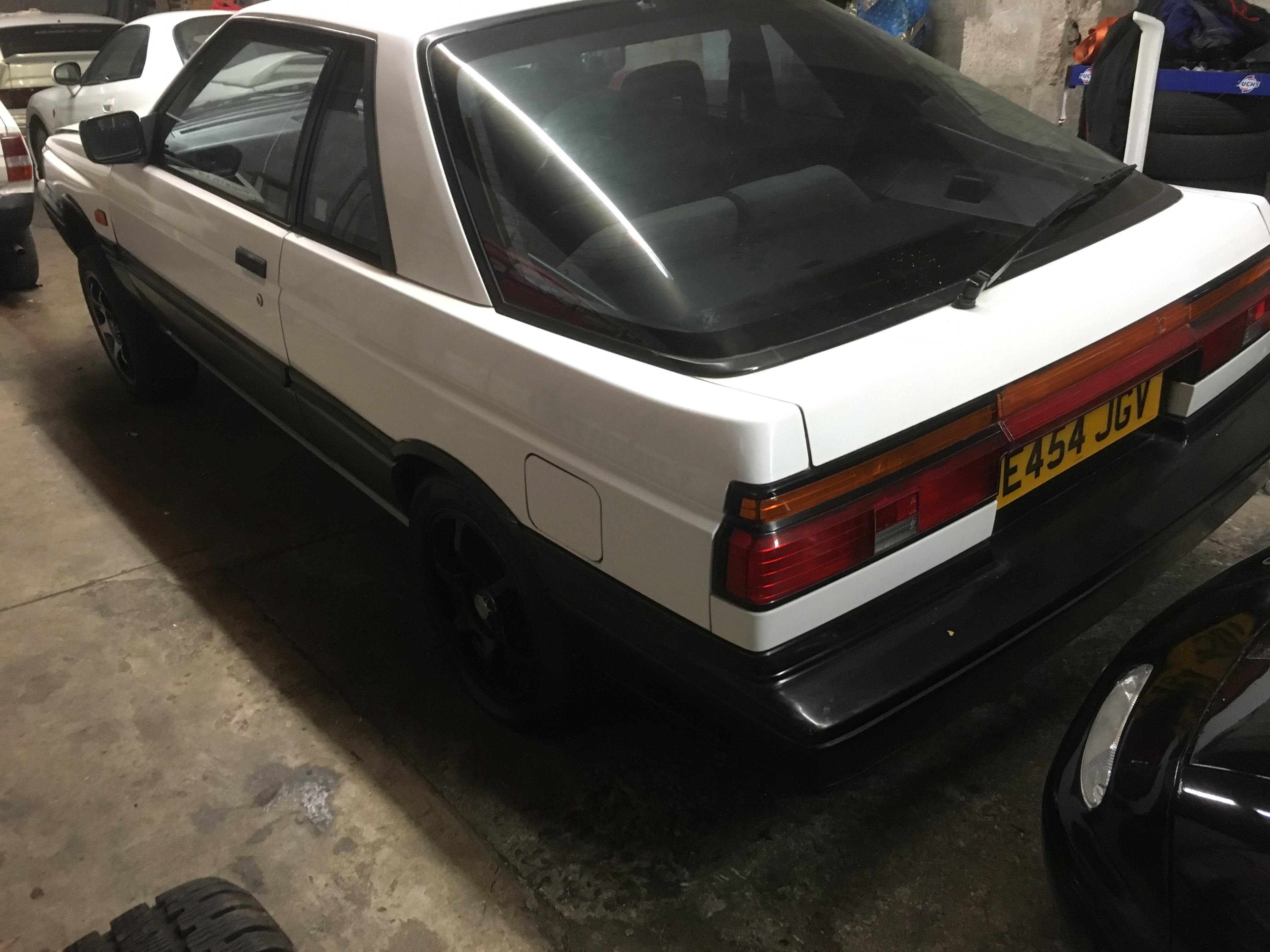 1988 Nissan Sunny Coupe Rz1