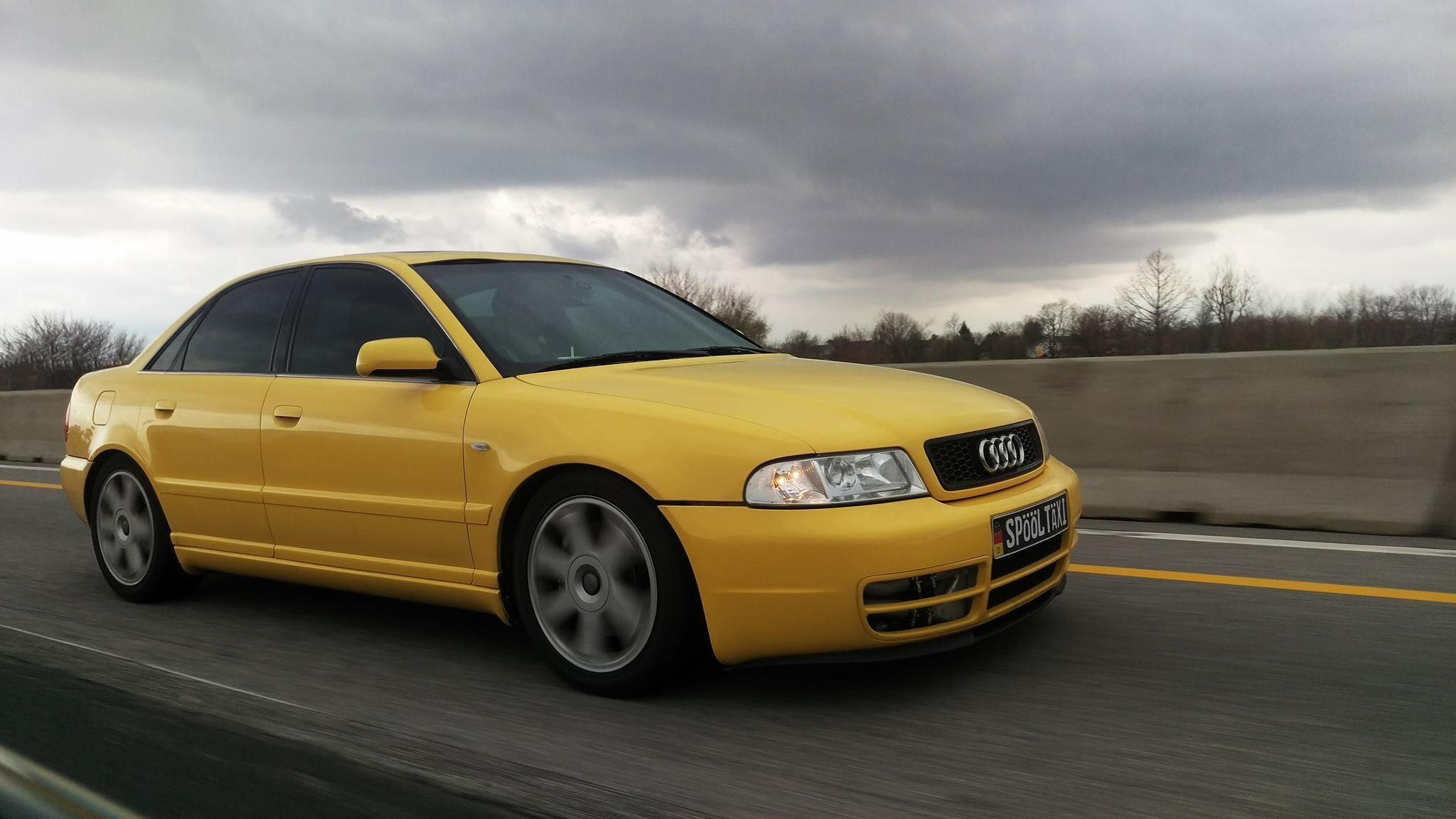 Audi S - 2001 audi s4