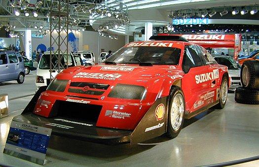 Suzuki Escudo Gran Turismo