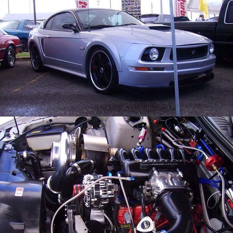 You LS swap my RX7 I make your Mustang Illuminati