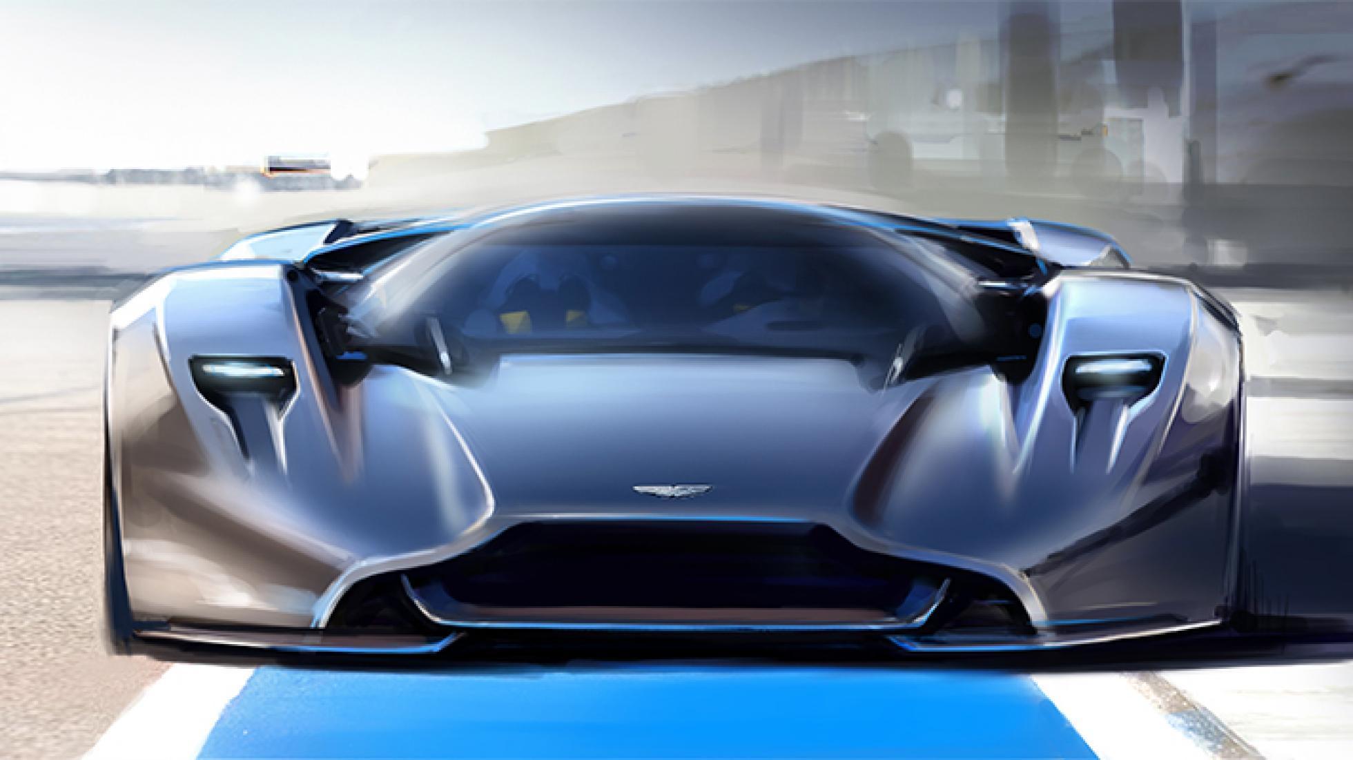 Aston Martin Redbull Hypercar