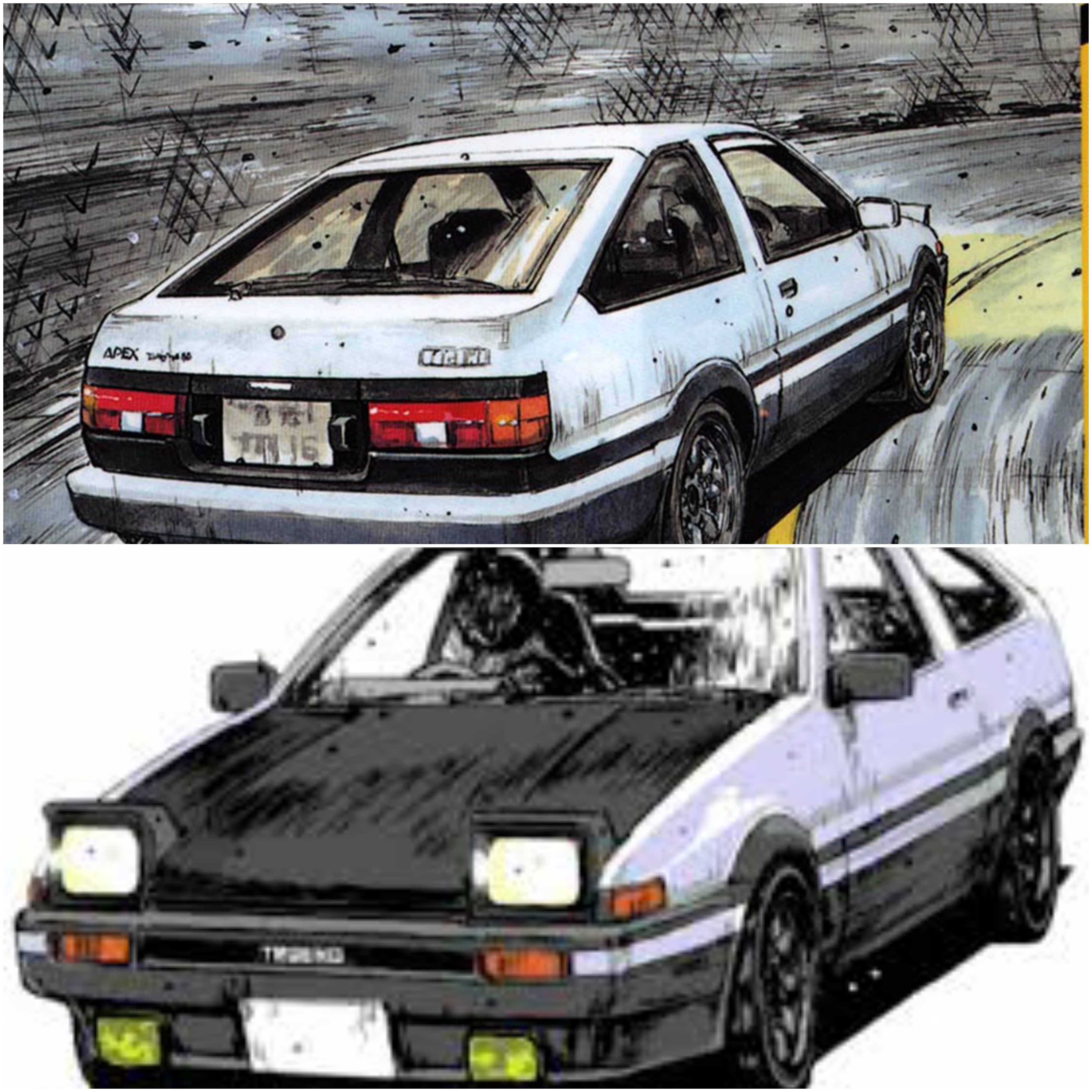 5 Best cars of all time