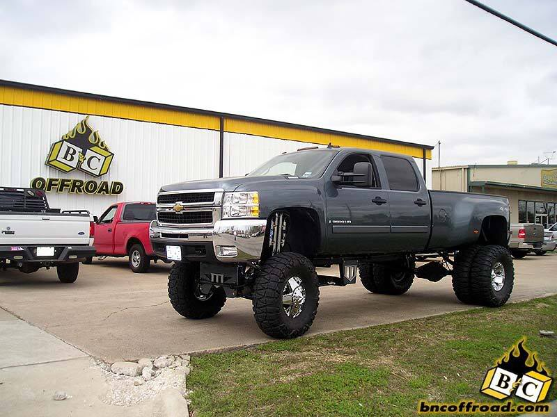 Lifted Dually