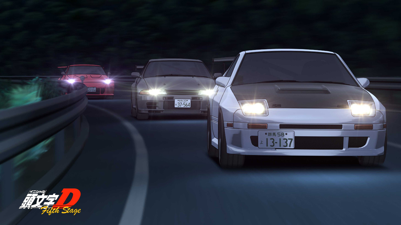 5 Awesome GIFs That Will Make You Fall In Love With Initial D