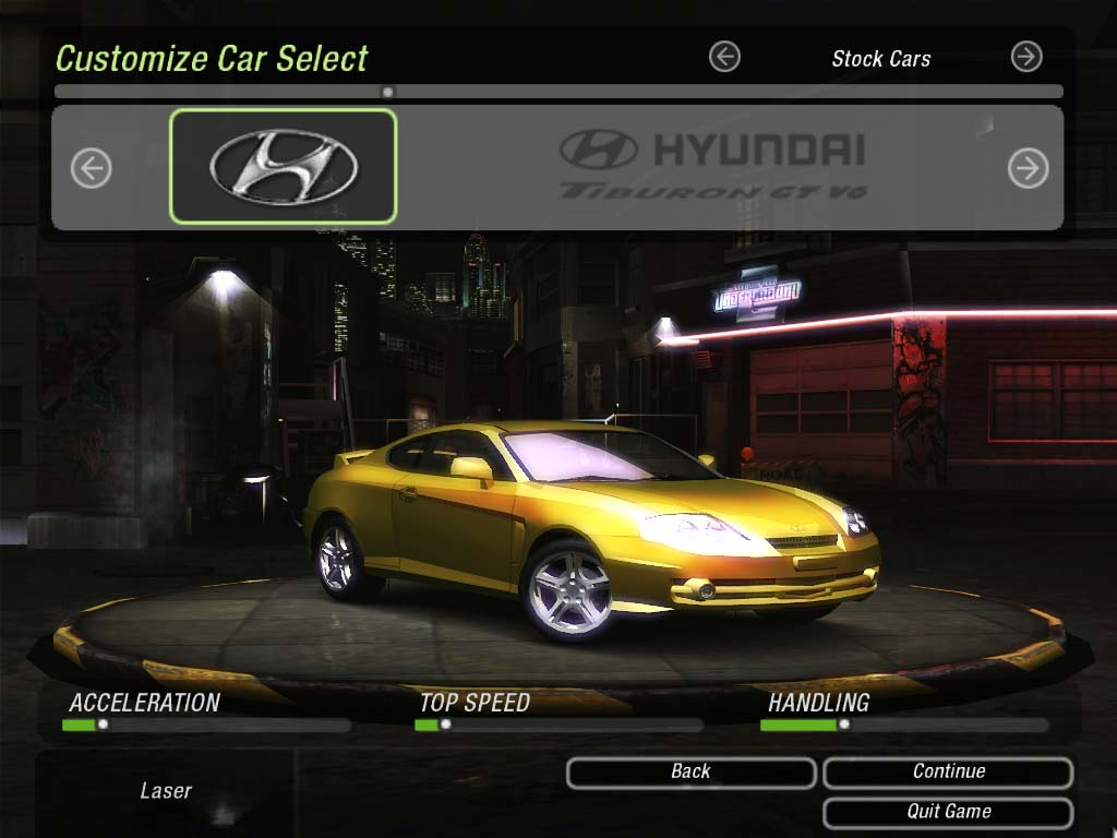 Let's face it  We all fell in love with the Tiburon in