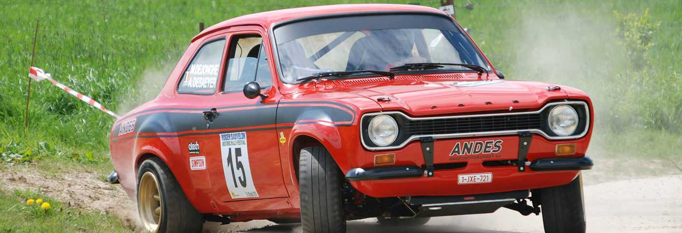 What\'s your opinion? Ford Escort MK1 vs. Ford Escort MK2