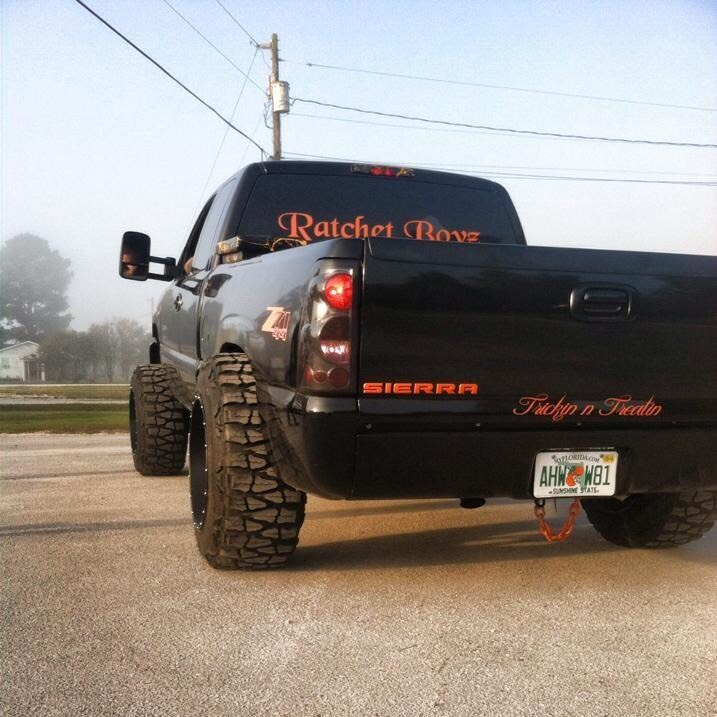 What Are Y Alls Opinions On Squat On Trucks