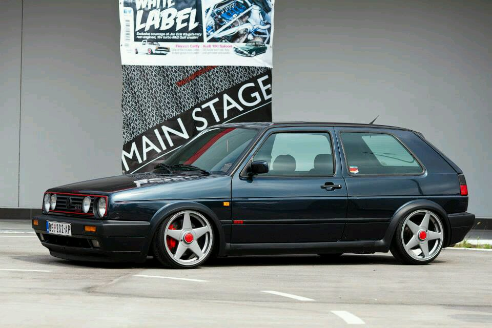 Brothers Mk2 Gti On Azev A 8 17