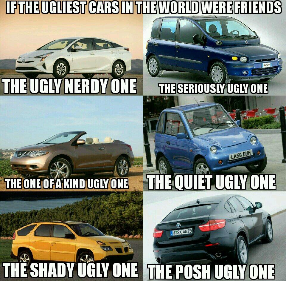 100 Ugliest Cars of All Time on Edmundscom