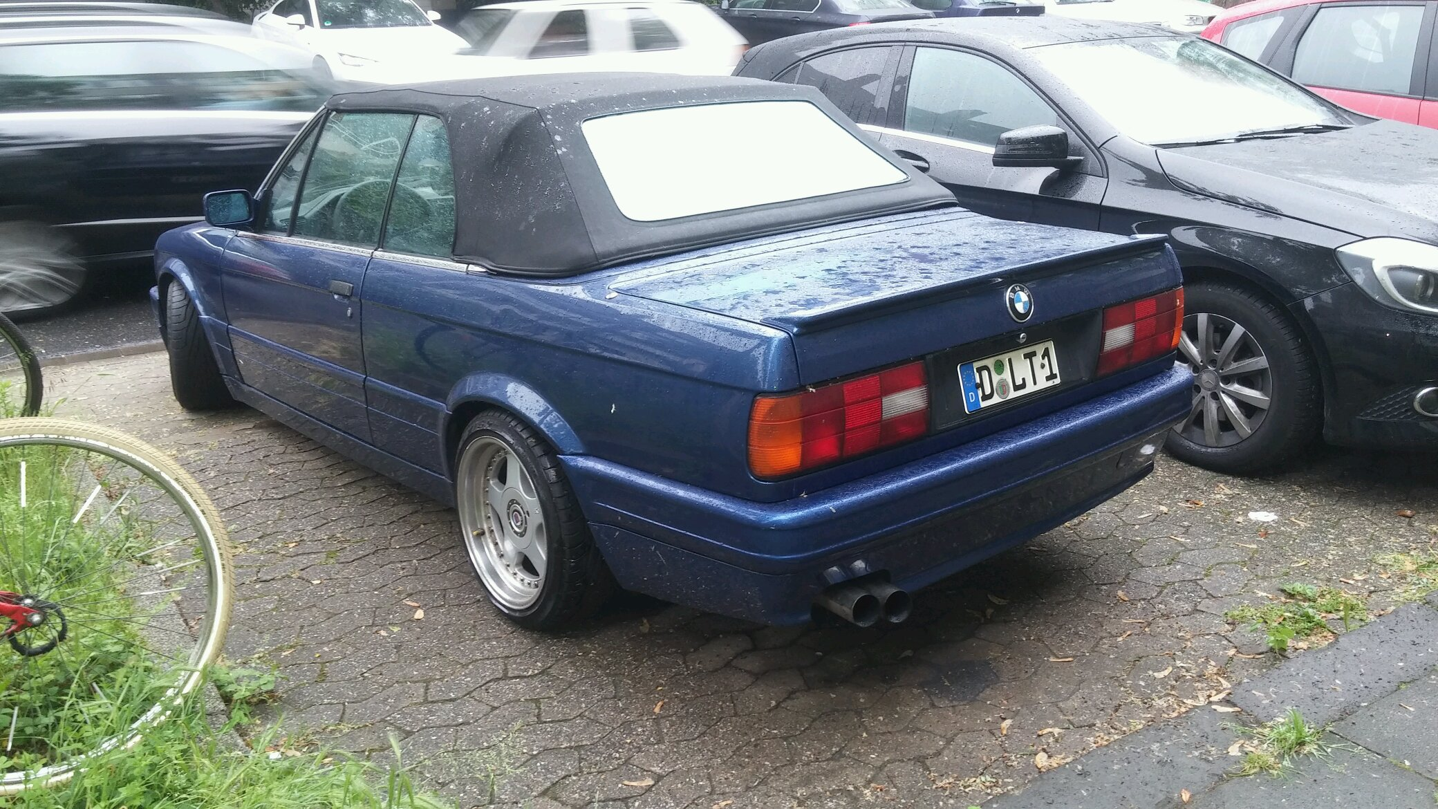 Cool BMW E With Alpina Rims I Spotted Today - Alpina rims bmw