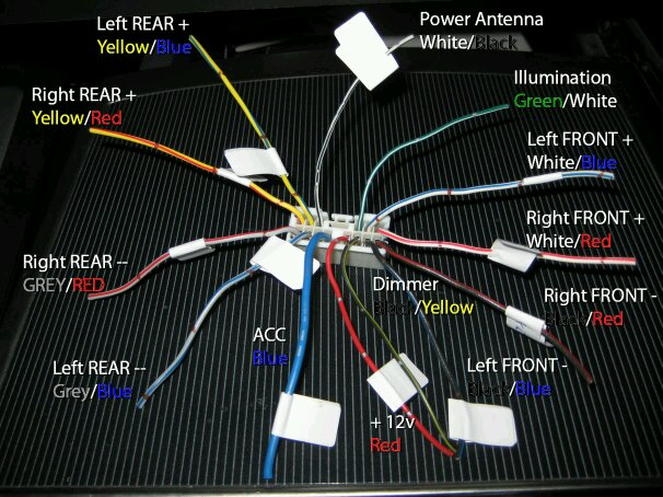 radio wiring diagram for 2gs. Black Bedroom Furniture Sets. Home Design Ideas