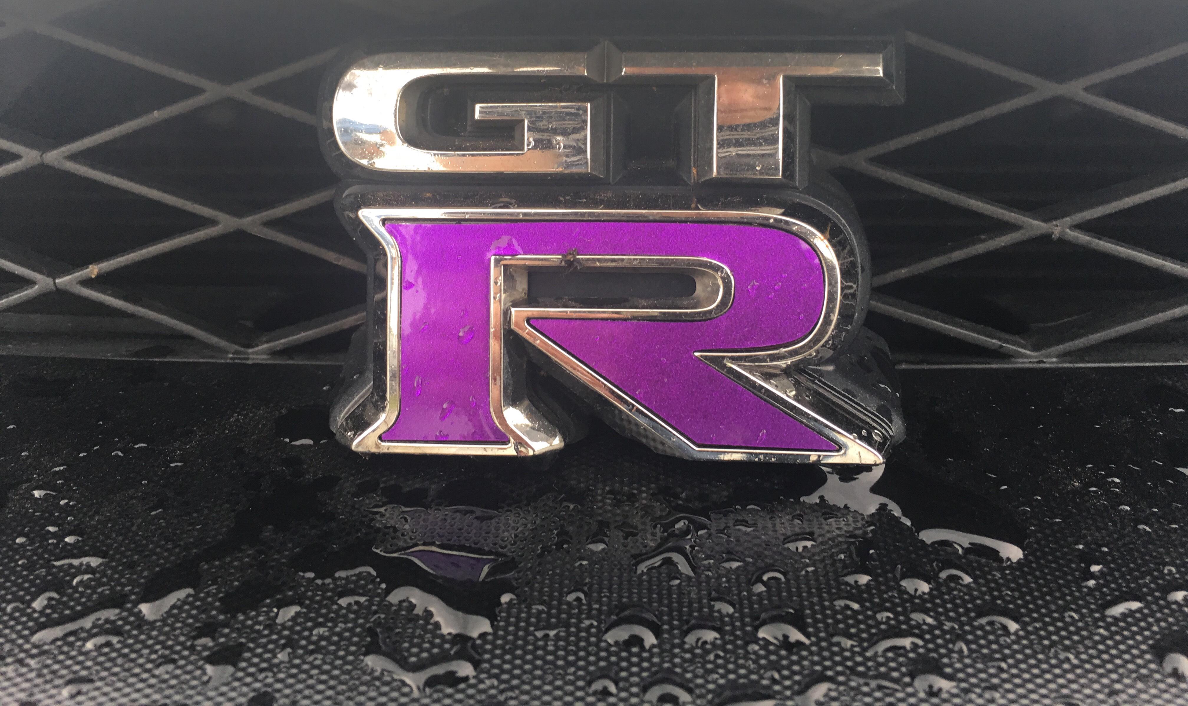 love this gtr logo