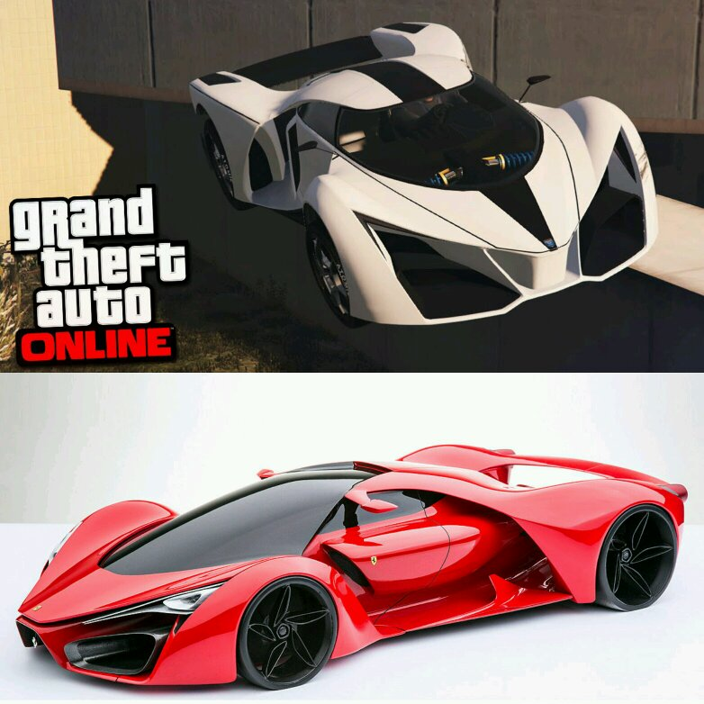 For Those Of You Wandering The New Secret Gta V Car Called The