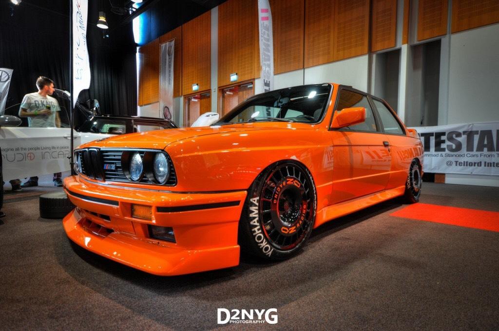 Nice Or Rice Bmw E30