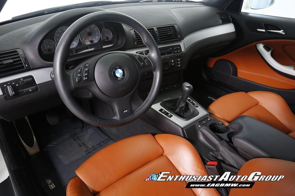 Probably The Best Interior Option E46 M3 Ever Had
