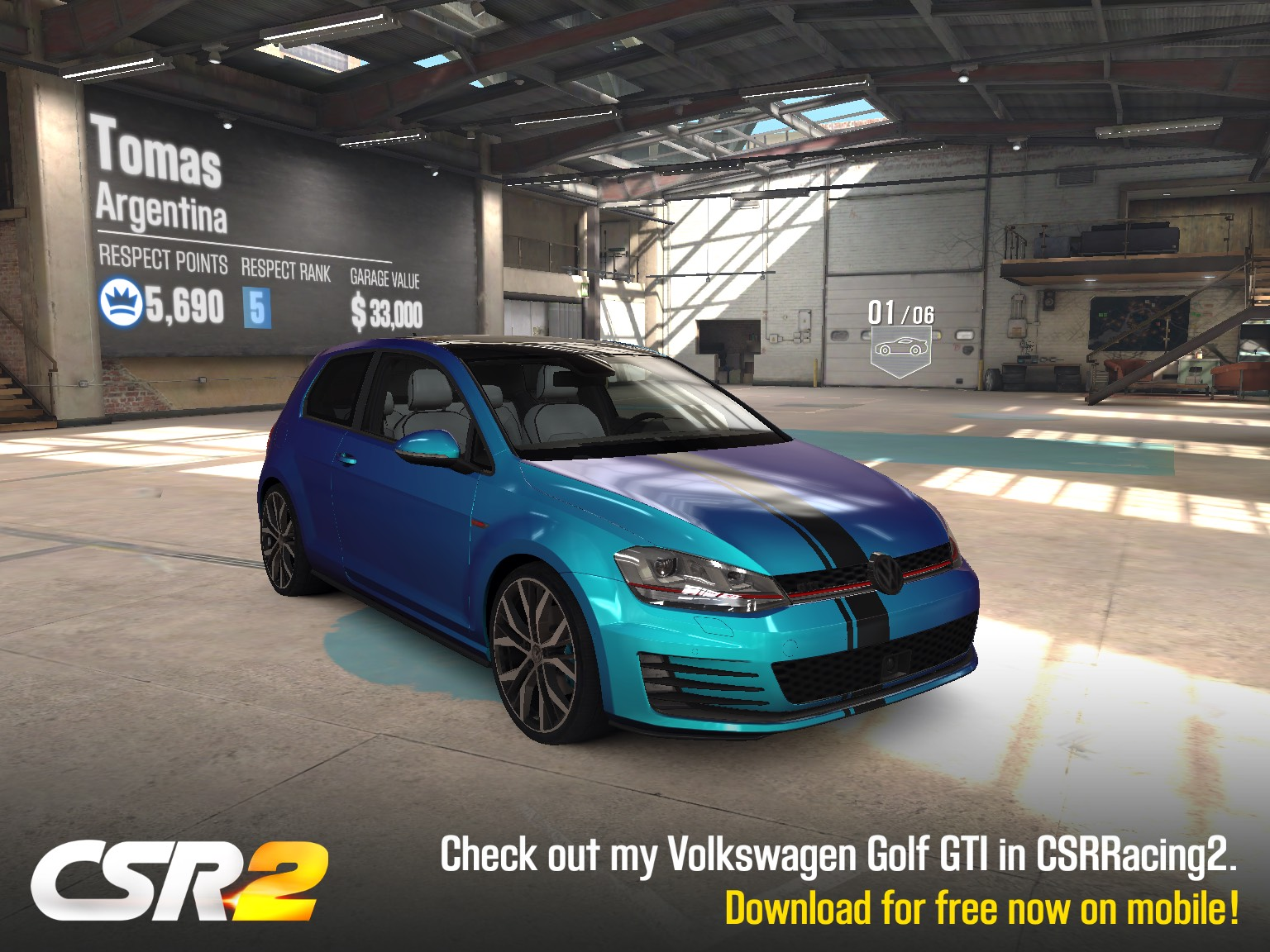 What Car Are You Starting Csr2 With As You Can See I Picked The Mk7