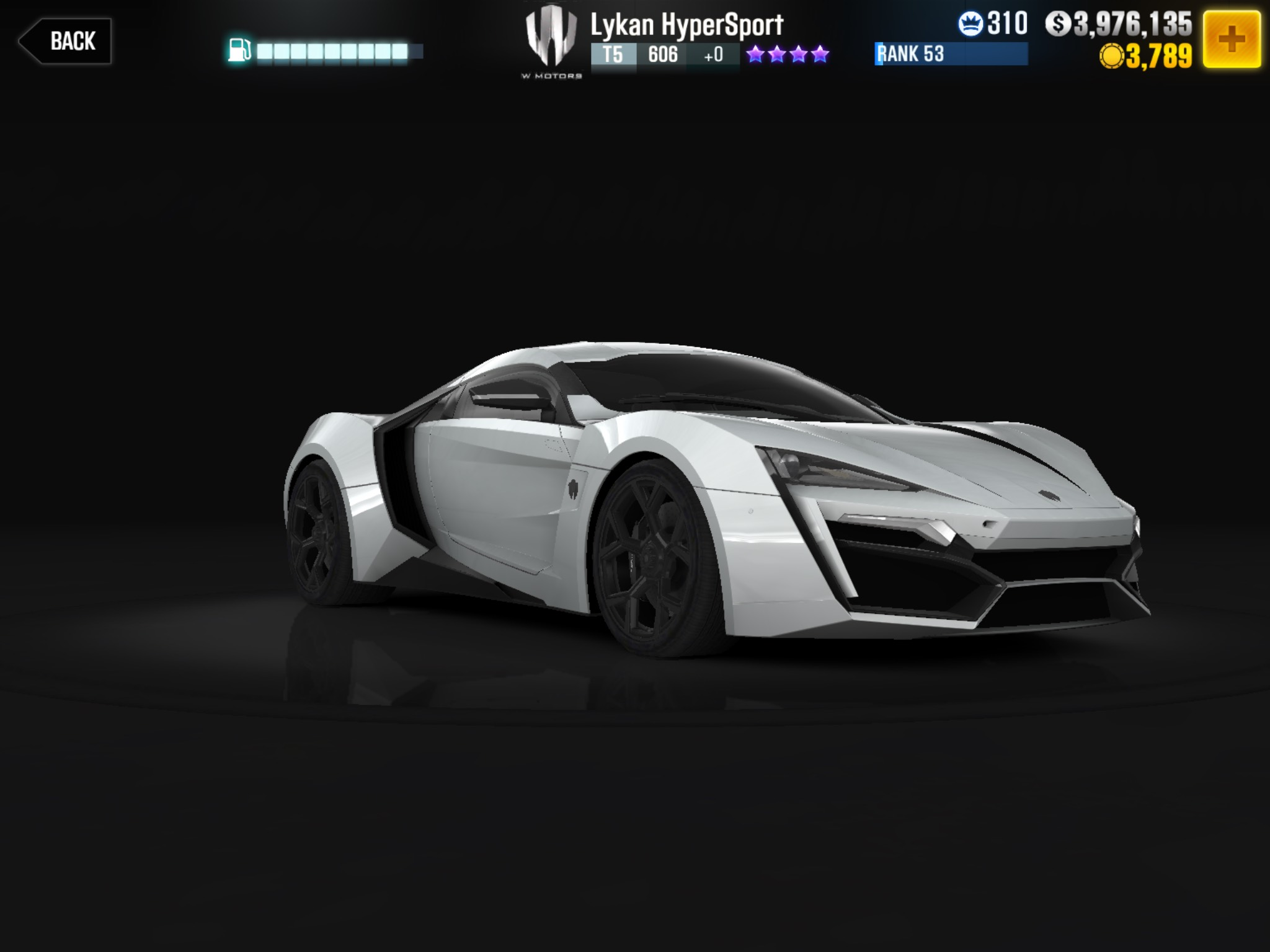 CSR2 About time the Lykan Hypersport made an appearance!