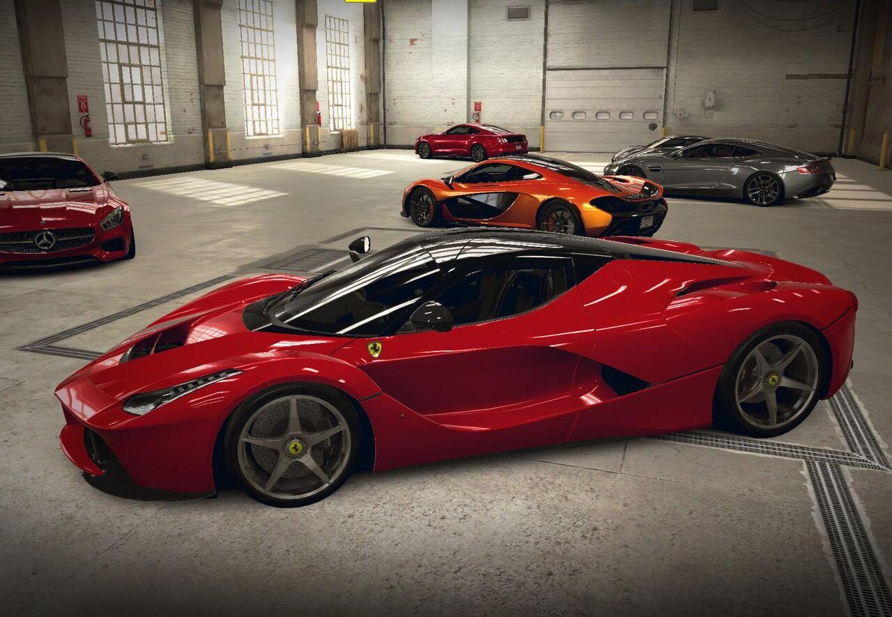 Garage Goals Csr2
