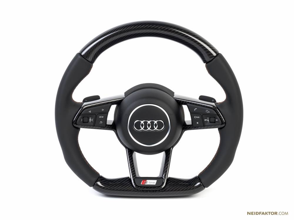 Mk3 Tt Steering Wheel On A3 8p