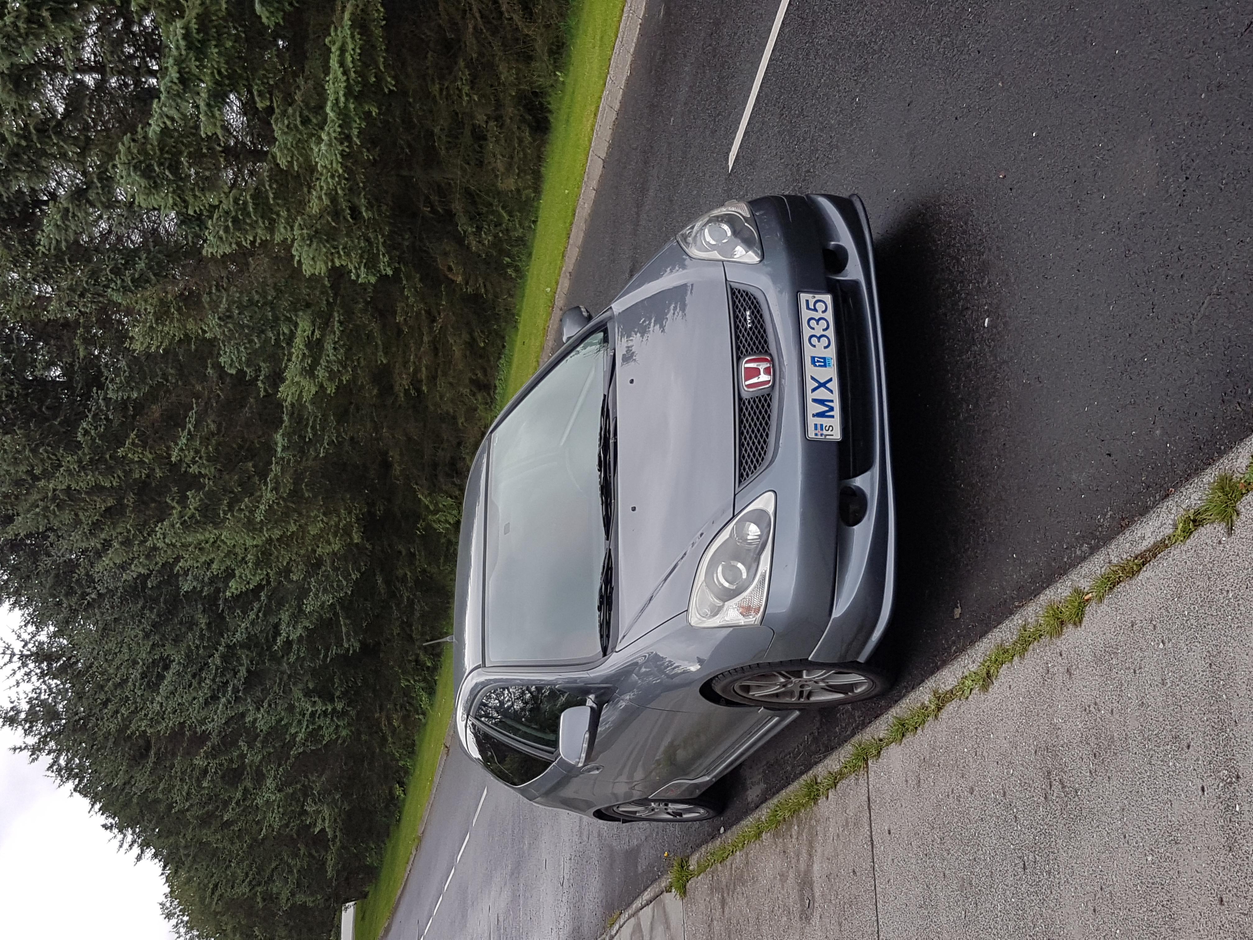 2004 Honda Civic Type-R EP3