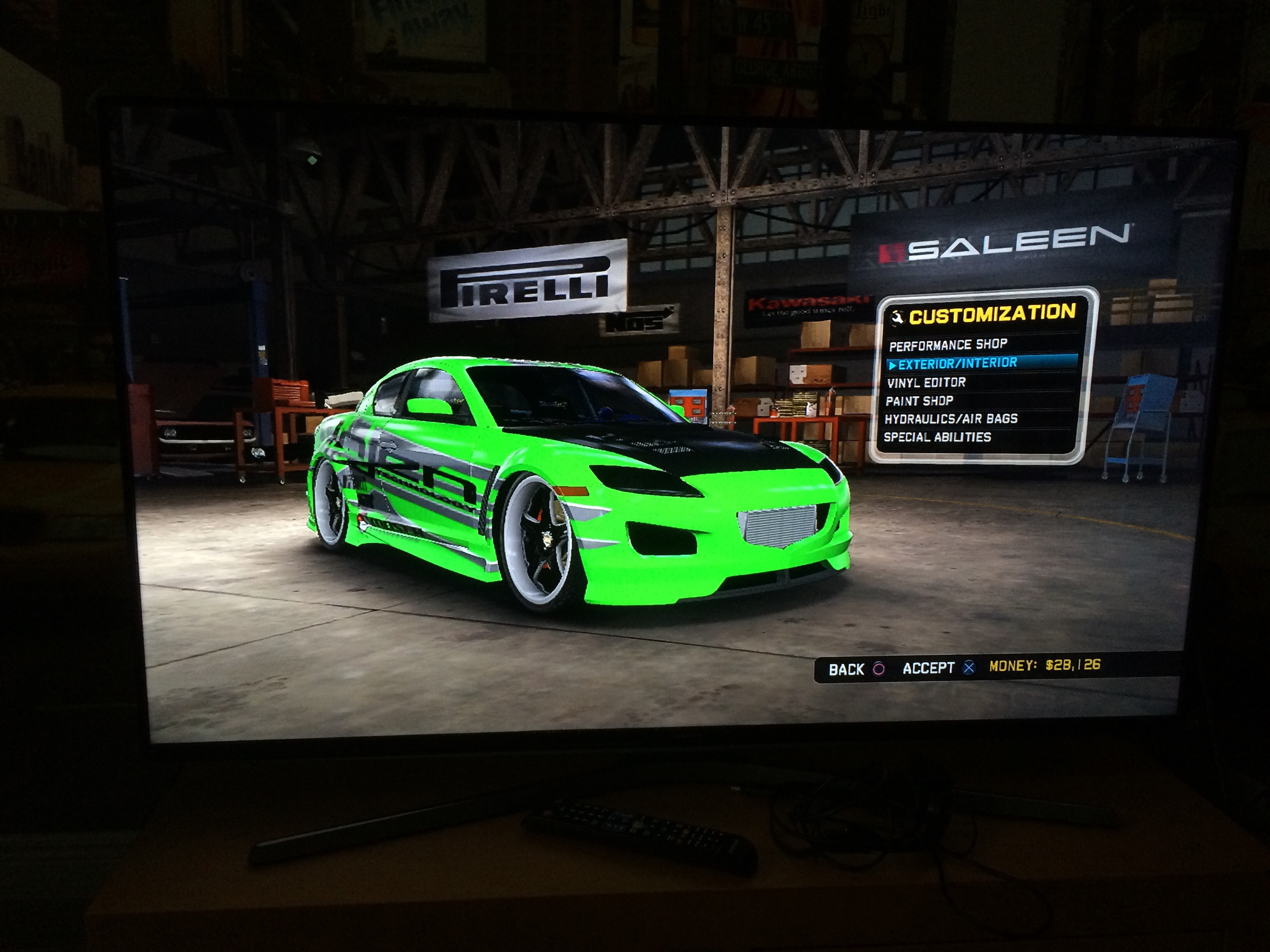 Car Customizing Games >> The Ability Of Customizing Imo One Of The Best Racing