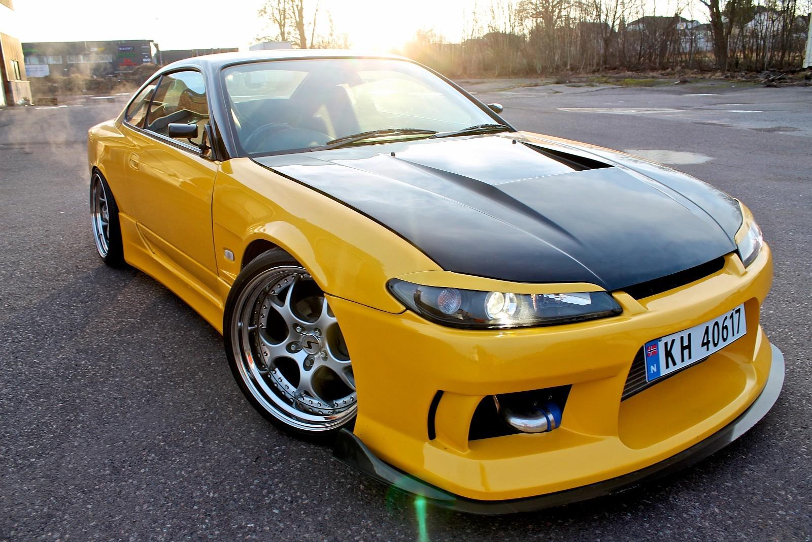 2001 Nissan 200sx S15 Spec R