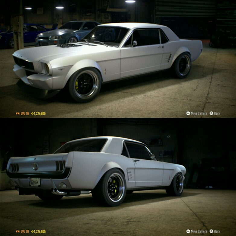 65 Mustang On Need For Speed 2015