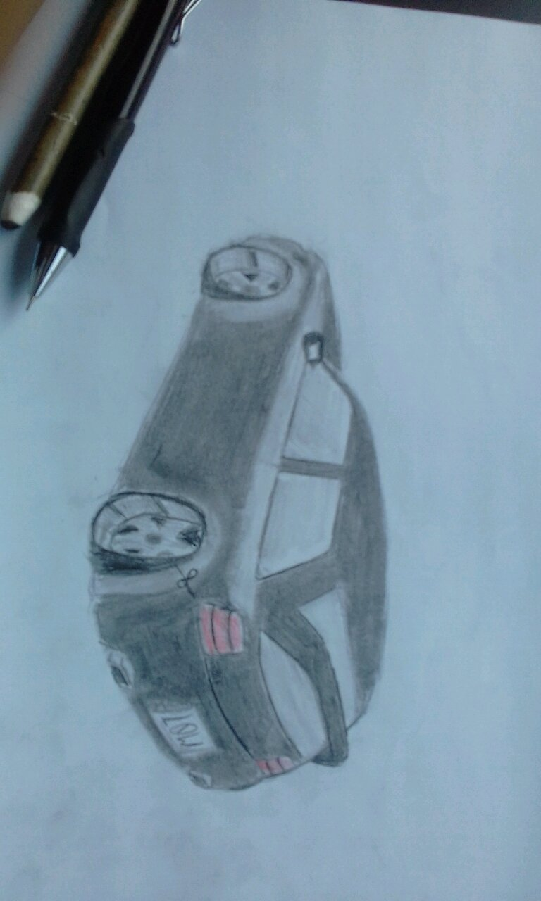 I Tried To Draw A Stanced Mk4 Vw Golf Tips And Thoughts Are Welcome