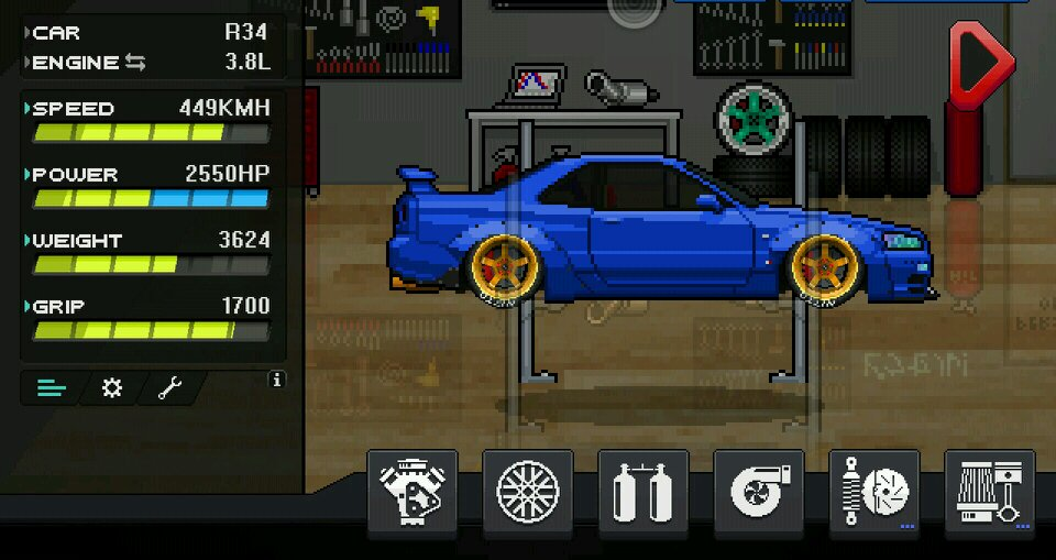 Guys Which Is The Fastest Car In Pixel Car Racer Drop Build In Comments