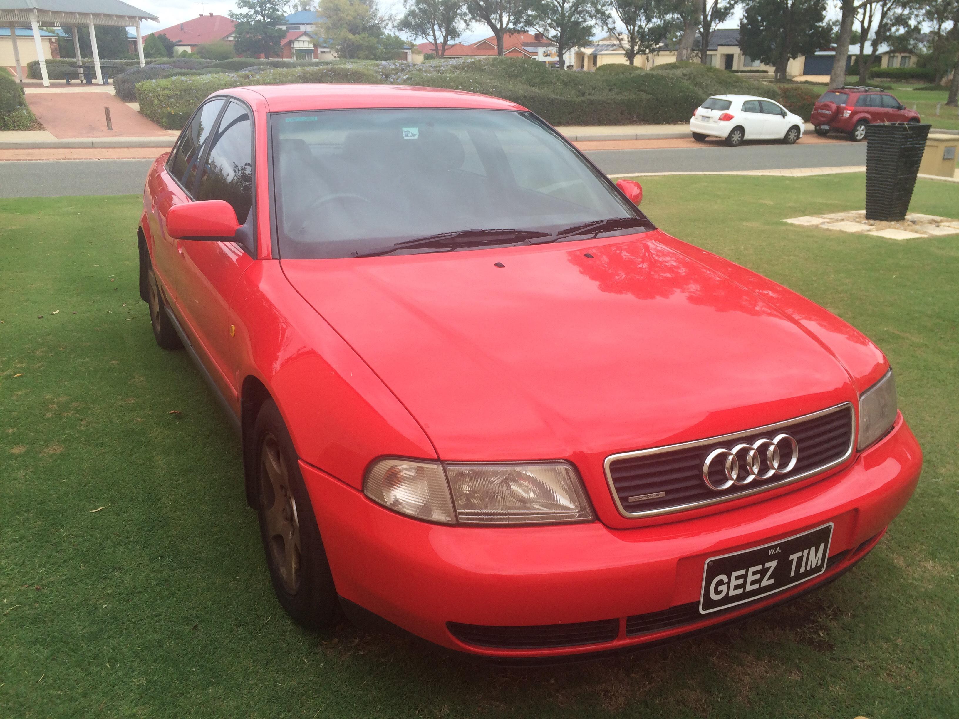 Kelebihan Audi 1998 Tangguh